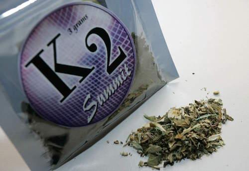 Synthetic Cannabinoid Emergency Room Visits Calls