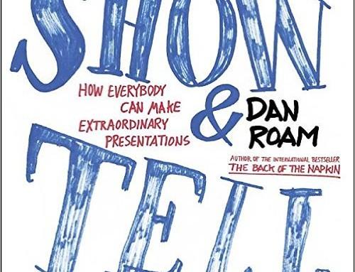 ALiEM Book Club | Show and Tell by Dan Roam