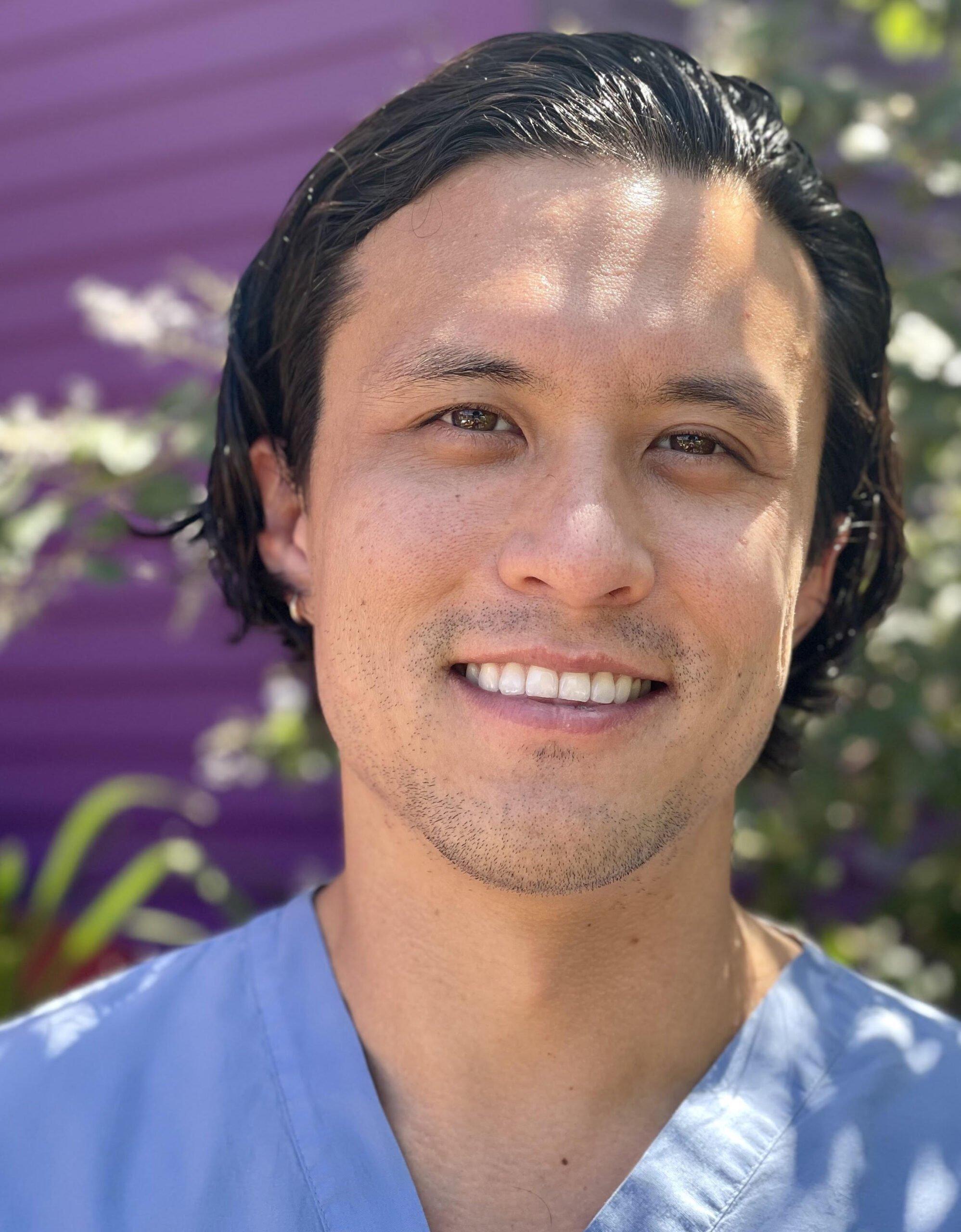 Louis Yu, MD MA