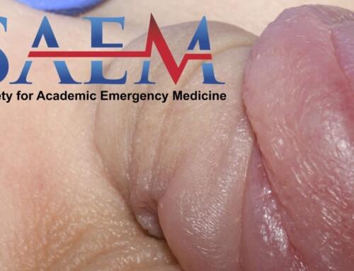 SAEM Clinical Image Series: Pediatric Penis Swelling