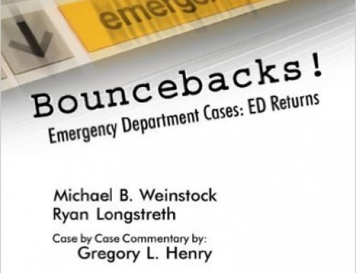 ALiEM Bookclub: Bouncebacks! Emergency Department Cases: ED Returns