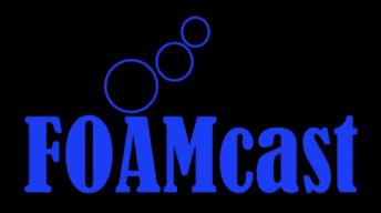 FOAMcast Logo